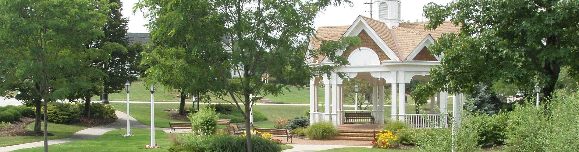 Bicentennial Park, Aurora, Ohio