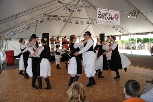 Slavic Festival in Mahoning County, Ohio